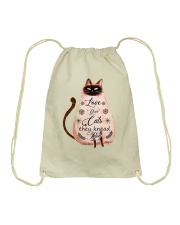 Your Cats Knead You Drawstring Bag thumbnail
