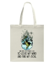 And Into The Forest Tote Bag thumbnail