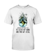 And Into The Forest Classic T-Shirt front