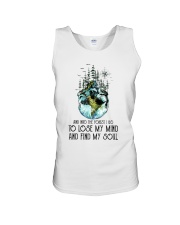 And Into The Forest Unisex Tank thumbnail