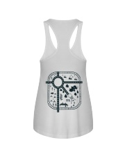 Daddy Funny Ladies Flowy Tank tile