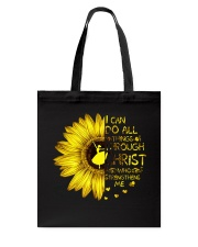 I Can Do All Things Tote Bag thumbnail