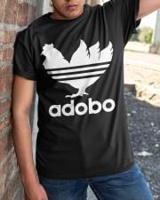 Adobo Chickens Classic T-Shirt apparel-classic-tshirt-lifestyle-27