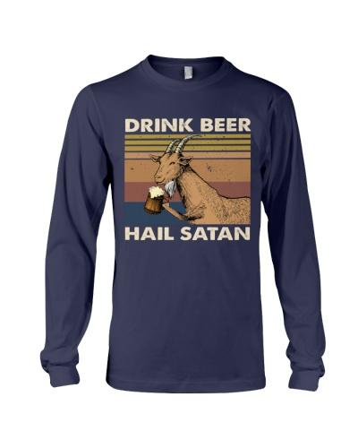 Drink Beer Hail Satan