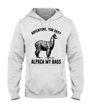 Adventure Hooded Sweatshirt front