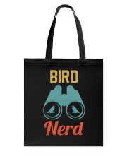 Bird Nerd Tote Bag thumbnail