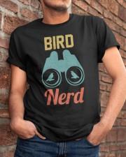 Bird Nerd Classic T-Shirt apparel-classic-tshirt-lifestyle-26