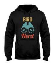 Bird Nerd Hooded Sweatshirt thumbnail