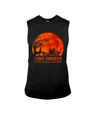 I Love Chickens Sleeveless Tee thumbnail