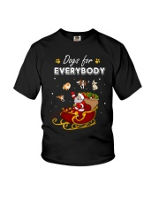 Dogs For Everybody Youth T-Shirt thumbnail