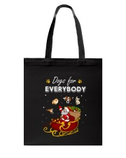 Dogs For Everybody Tote Bag thumbnail