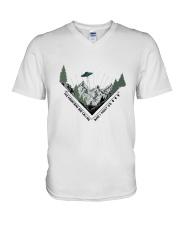 I Must Go V-Neck T-Shirt thumbnail