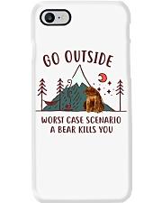 Go Outside Phone Case thumbnail