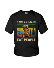 Save Animals Youth T-Shirt tile