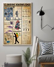 Climbing Knowledge 11x17 Poster lifestyle-poster-1