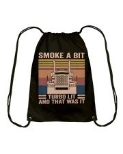 Smoke A Bit Drawstring Bag thumbnail