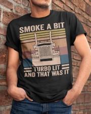 Smoke A Bit Classic T-Shirt apparel-classic-tshirt-lifestyle-26