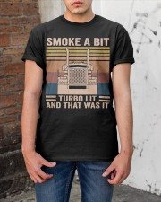 Smoke A Bit Classic T-Shirt apparel-classic-tshirt-lifestyle-31