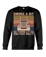 Smoke A Bit Crewneck Sweatshirt thumbnail
