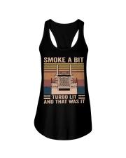 Smoke A Bit Ladies Flowy Tank thumbnail
