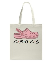 Crocs On Crocs Tote Bag thumbnail