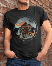I Just Like Trees Better Classic T-Shirt apparel-classic-tshirt-lifestyle-26