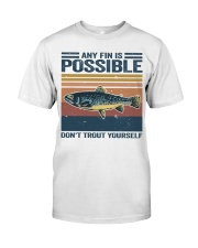 Don't Trout Yourself Premium Fit Mens Tee thumbnail