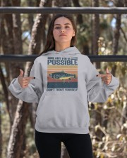 Don't Trout Yourself Hooded Sweatshirt apparel-hooded-sweatshirt-lifestyle-05