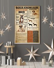 Boxer Knowledge 11x17 Poster lifestyle-holiday-poster-1