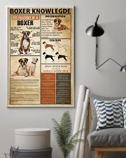 Boxer Knowledge 11x17 Poster lifestyle-poster-1