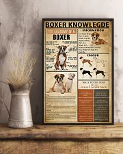 Boxer Knowledge 11x17 Poster lifestyle-poster-3