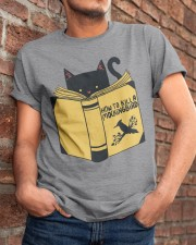 How To Kill A Mocking Bird Classic T-Shirt apparel-classic-tshirt-lifestyle-26