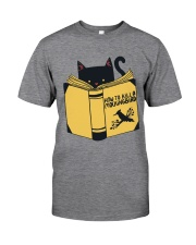 How To Kill A Mocking Bird Classic T-Shirt front