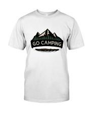 Go Camping Classic T-Shirt thumbnail