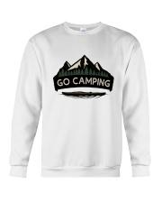 Go Camping Crewneck Sweatshirt thumbnail