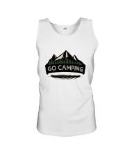 Go Camping Unisex Tank thumbnail