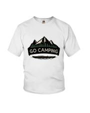 Go Camping Youth T-Shirt thumbnail