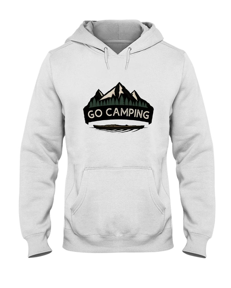 Go Camping Hooded Sweatshirt