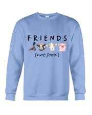 Friends Not Food Crewneck Sweatshirt thumbnail