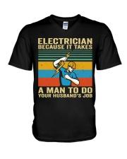 A Man To Do V-Neck T-Shirt thumbnail
