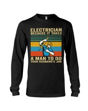 A Man To Do Long Sleeve Tee thumbnail