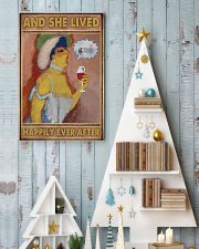 And She Lived Happily 11x17 Poster lifestyle-holiday-poster-2