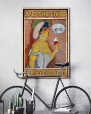 And She Lived Happily 11x17 Poster lifestyle-poster-7