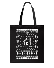 Hockey Friend Tote Bag tile