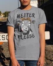 Heifer Please Classic T-Shirt apparel-classic-tshirt-lifestyle-29