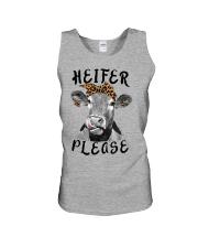 Heifer Please Unisex Tank thumbnail