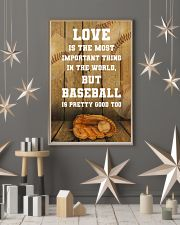 Love Is The Most Important Thing 11x17 Poster lifestyle-holiday-poster-1