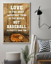 Love Is The Most Important Thing 11x17 Poster lifestyle-poster-1