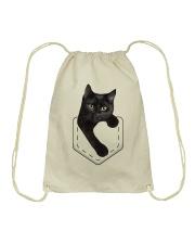 Love Cat Drawstring Bag thumbnail