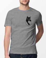 Love Cat Classic T-Shirt lifestyle-mens-crewneck-front-13